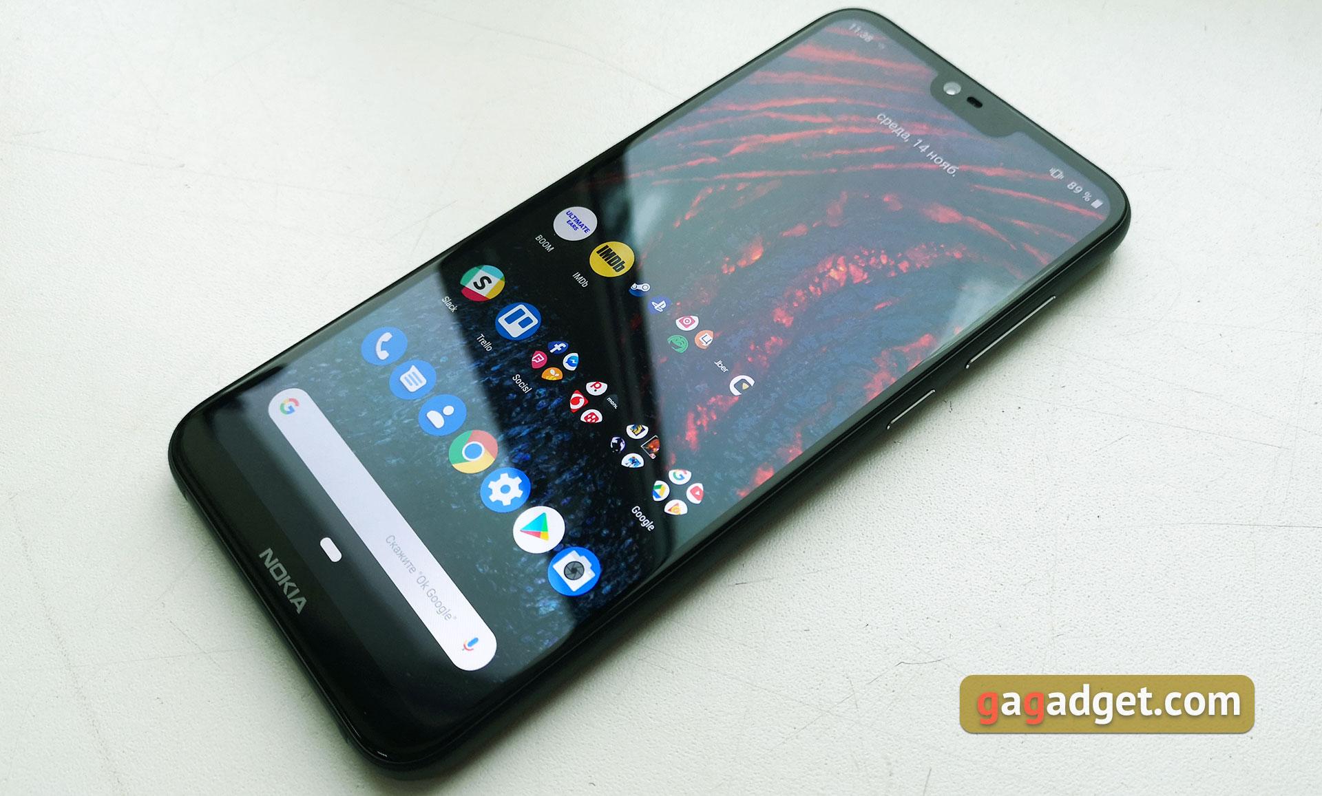 Nokia 61 Plus Android 58 Ips 199 22801080