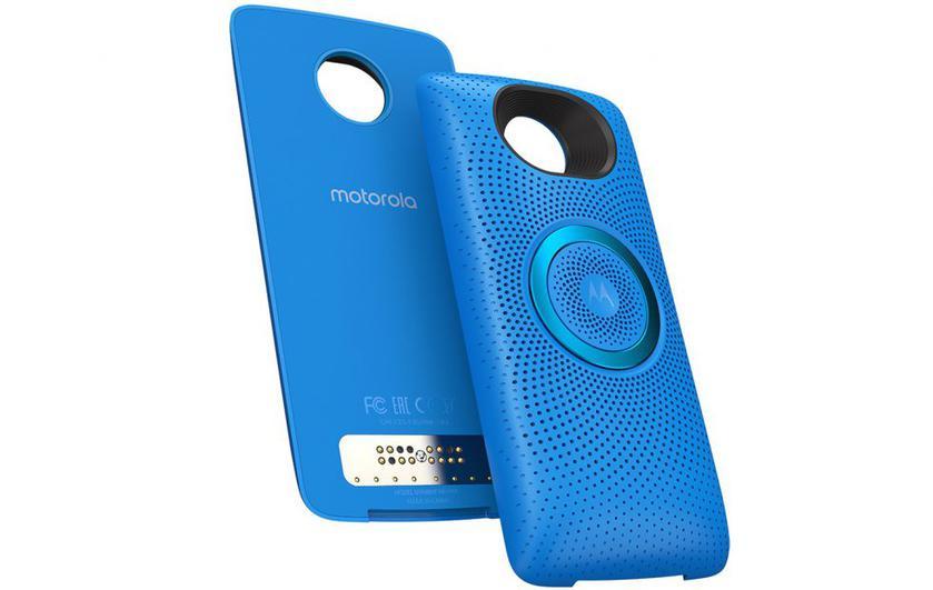 Motorola представила самый дешевый музыкальный модуль Moto Stereo Speaker