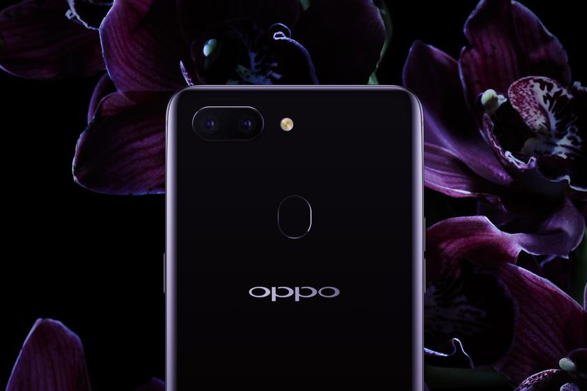 Состоялся анонс телефона Oppo R15