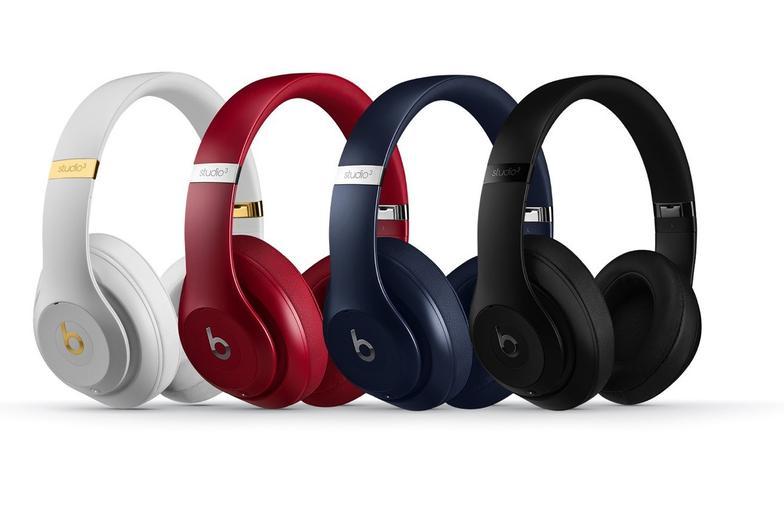 Apple выпустила Beats Studio 3 Wireless