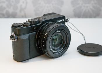 Обзор цифрового фотоаппарата Panasonic Lumix DMC-LX100