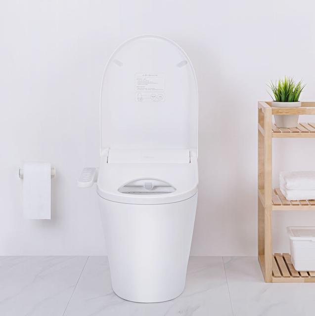 Xiaomi представила общественности «умную» крышку для унитаза Tinymu Смарт Toilet Сеат