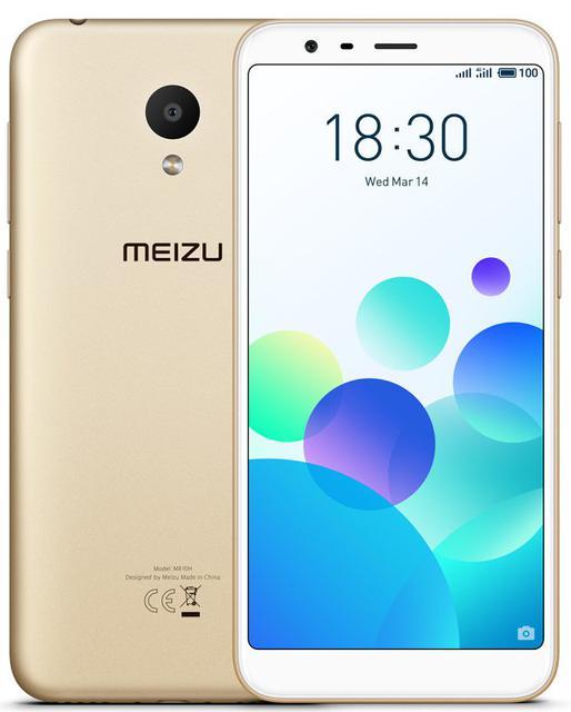 Дебют смартфона Meizu M8c: полноэкранный конкурент Xiaomi Redmi 5A