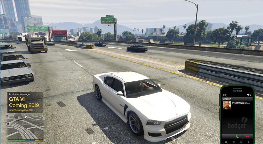 Rockstar опровергла выход Grand Theft AutoVI в последующем году