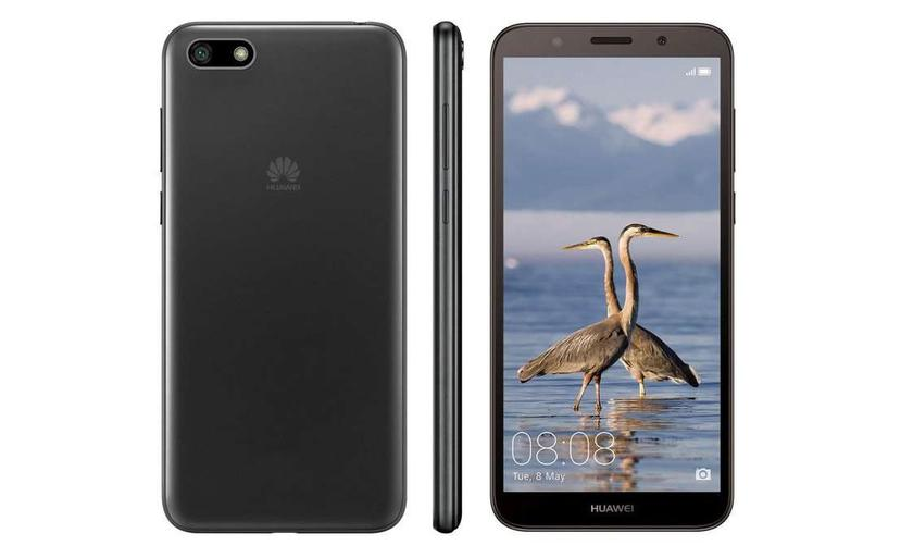 В базе данных TENAA замечен бюджетный смартфон Huawei Y5 Prime (2018)
