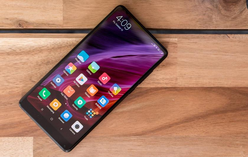 In AnTuTu, Xiaomi Mi Mix 2S appeared on the basis of the Snapdragon 845 chip