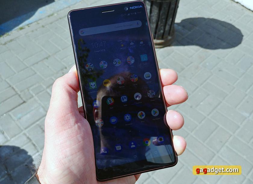 Обзор Nokia 7 Plus: средний класс, который метит в высшую лигу-27