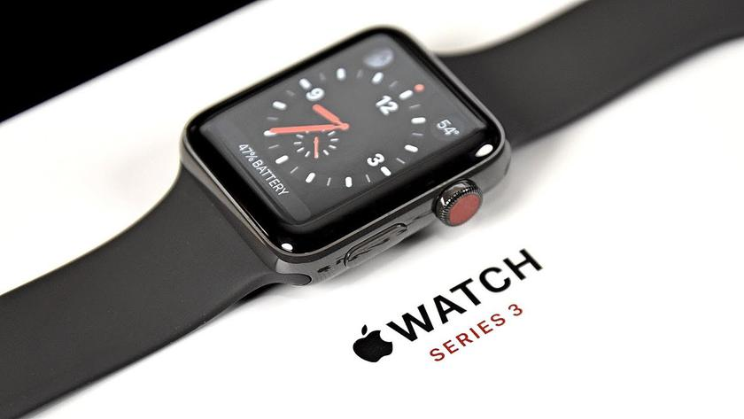 Recovered smart watch Apple Watch Series 3 will cost customers $ 50 cheaper