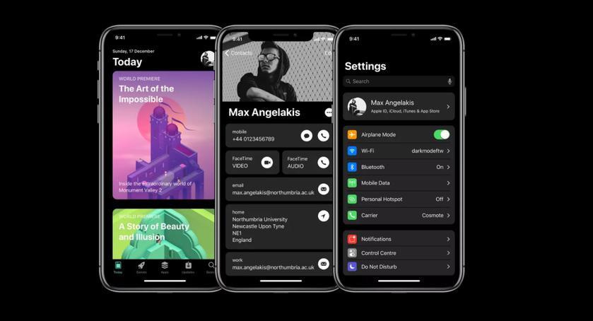 Дизайнеры представили концепт«идеальной»iOS 12