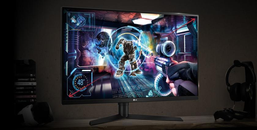 Обзор LG 32GK850G: 32-дюймовый геймерский монитор с разрешением QHD и G-Sync