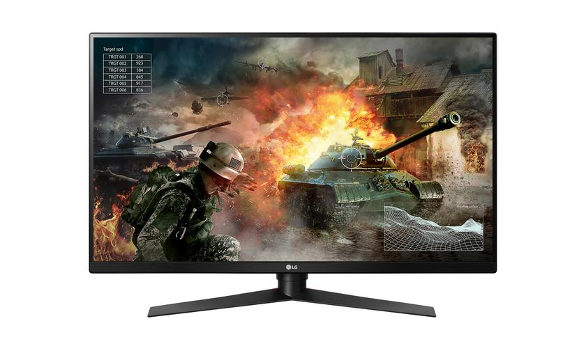 В Украине вышли новые геймерские мониторы LG с частотами обновления 240 и 165 Гц