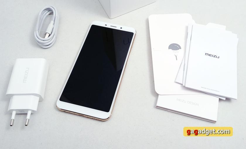 Обзор Meizu M6s: первый смартфон Meizu c экраном 18:9 и новым процессором Exynos-4
