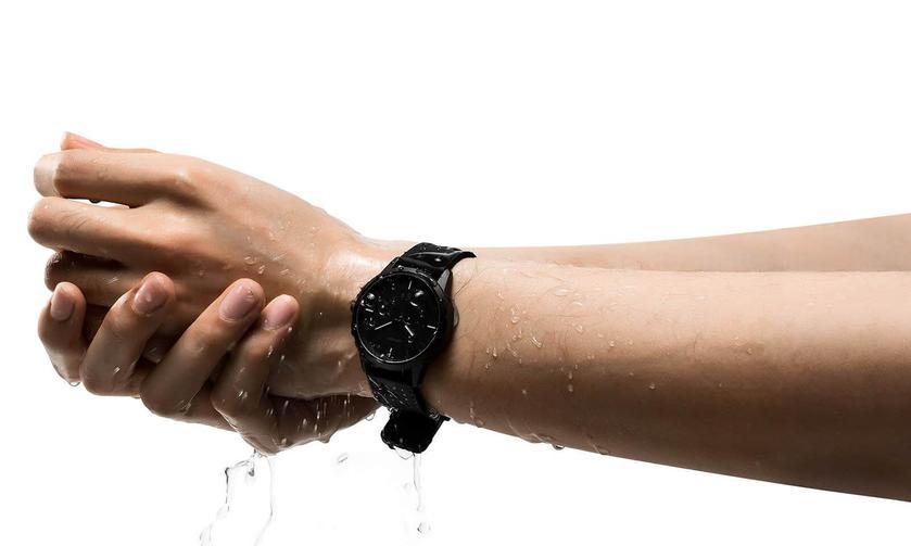 Lenovo Watch 9 — гибридные смарт-часы с сапфировым стеклом за $20
