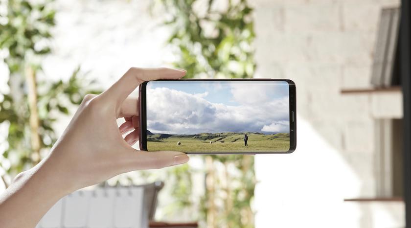10 возможностей Samsung Galaxy S9+, которые выглядят фантастикой