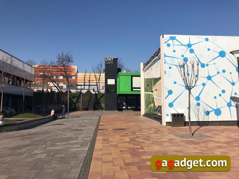 Где создается украинская Силиконовая Долина: виртуальная экскурсия в UNIT.City-3