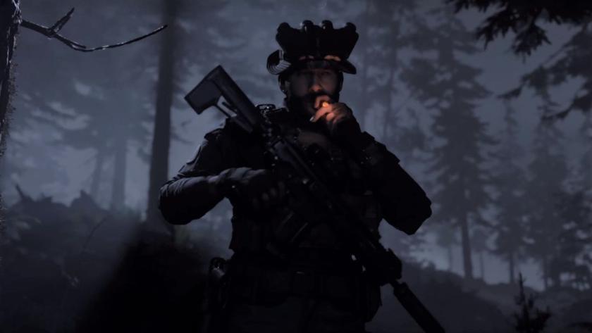 Call ofDuty: Modern Warfare: 6 мин. перестрелок врежиме Gunfight
