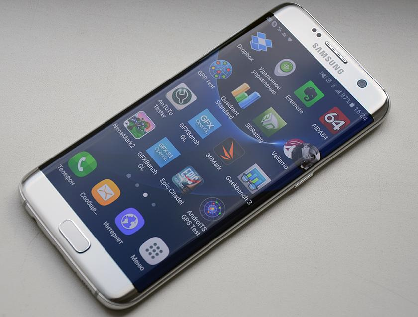 Почти идеал: обзор Samsung Galaxy S7 edge