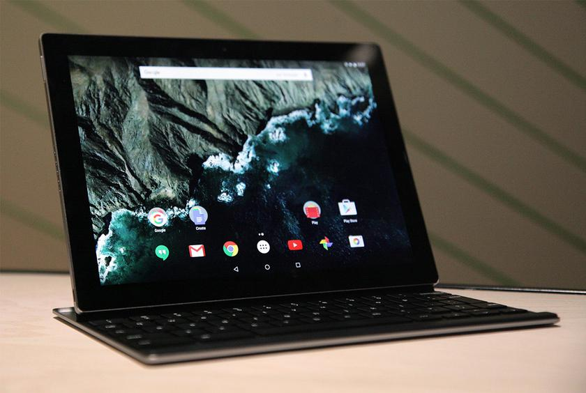 Google said goodbye to the tablet Pixel C