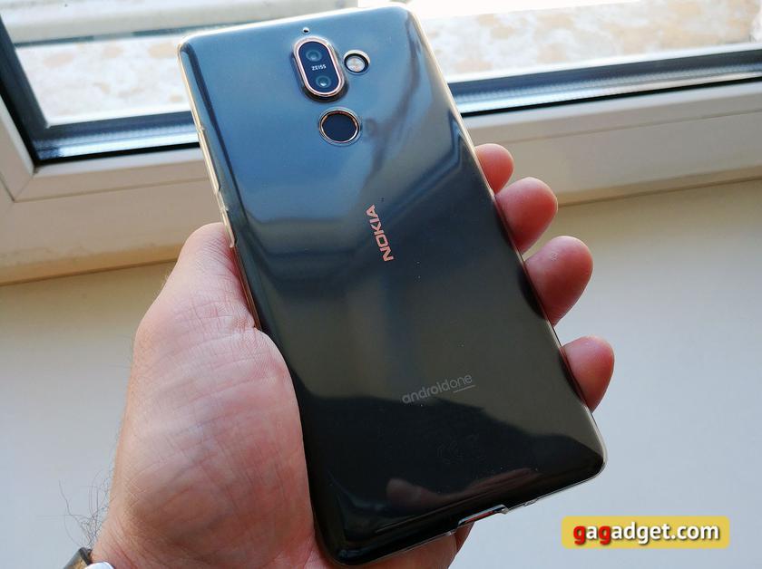 Обзор Nokia 7 Plus: средний класс, который метит в высшую лигу-21