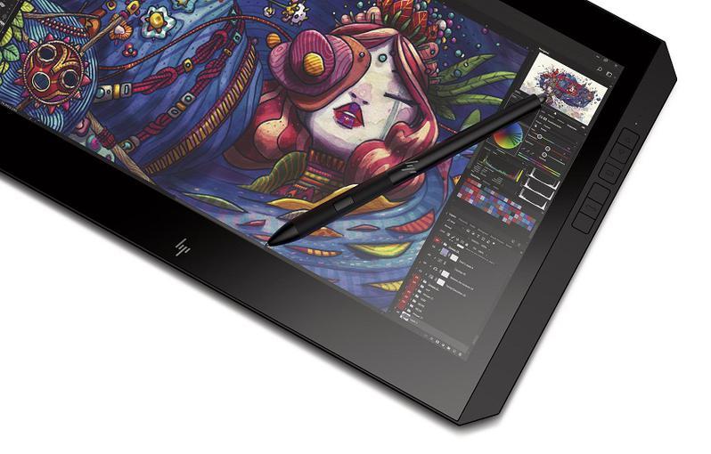 HPZBook x2— мощнейший 4K-планшет для экспертов