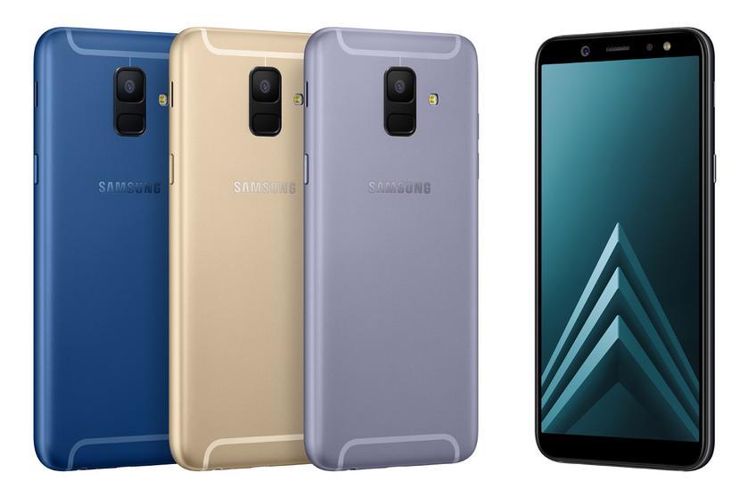 Анонс Samsung Galaxy A6 и Galaxy A6+: новая обертка со старой начинкой