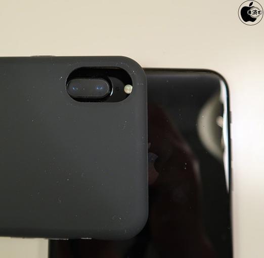 IPhone 8 засветился навидео