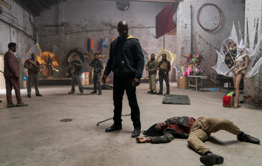 "Defender Harlem returns: the first trailer of the second season of the series ""Luke Cage"""