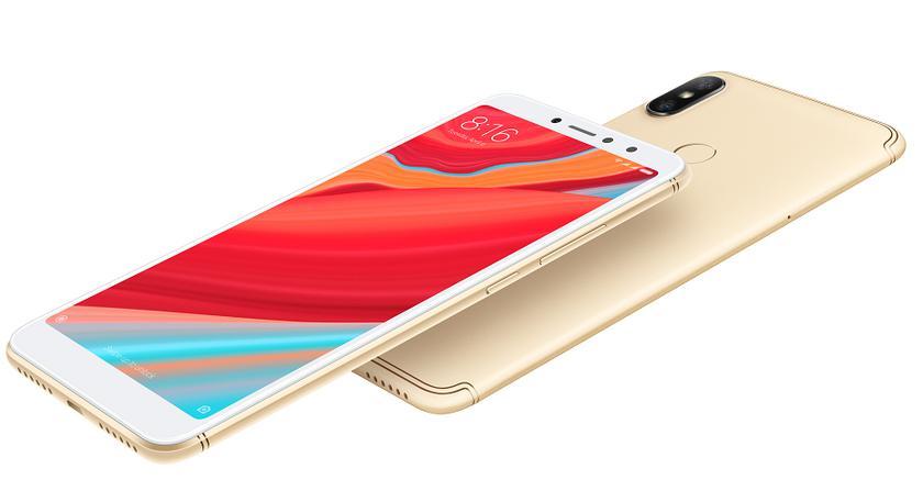 AliExpress раскрыл внешний вид и характеристики смартфона Xiaomi Redmi S2