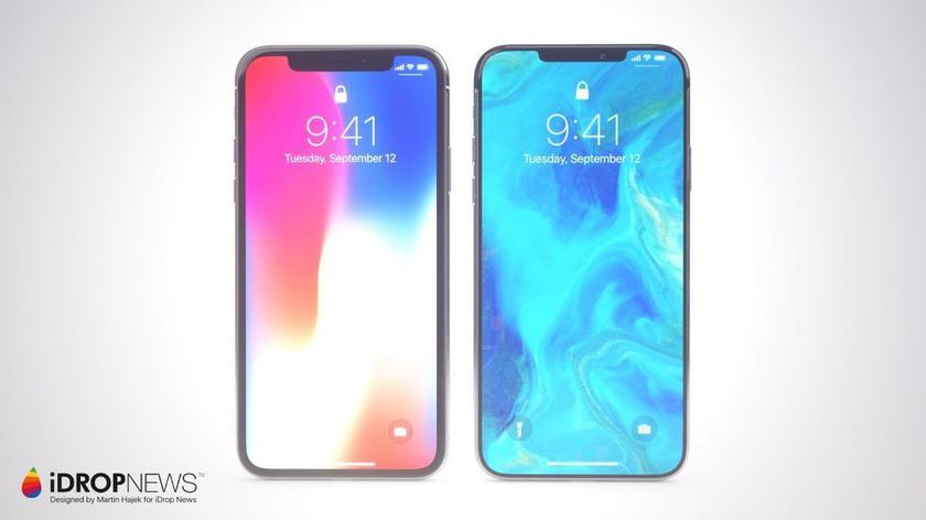 On the web, the flagship rendered iPhone XI