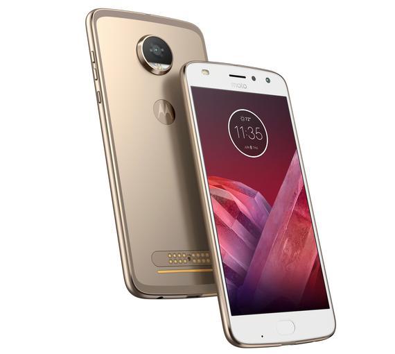 Motorola представила Z2 Play в5,9-миллиметровом корпусе