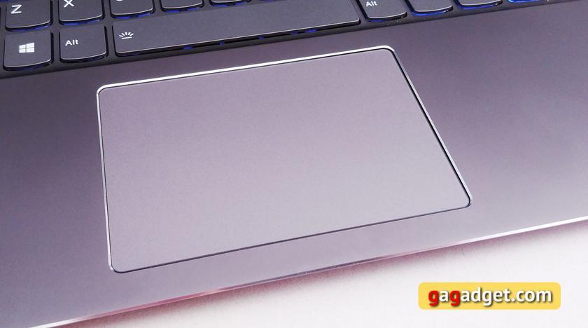 Обзор Lenovo IdeaPad 720s–15IKB: ноутбук для работы и игр-15