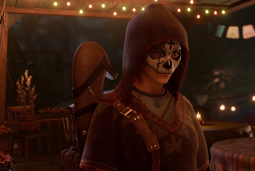 Pain, suffering and social stealth: watch 15 minutes of new game. Shadow of the Tomb Raider
