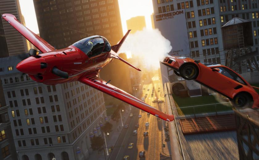 Ubisoft рассказала, как пройдет закрытая бета The Crew 2