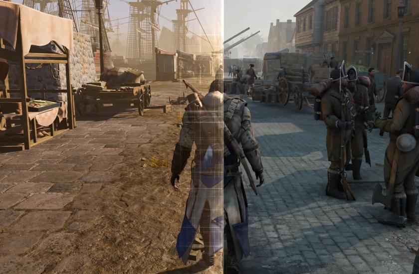 Ubisoft анонсировала Assassin's Creed 3 Remastered сулучшеннымгеймплеем