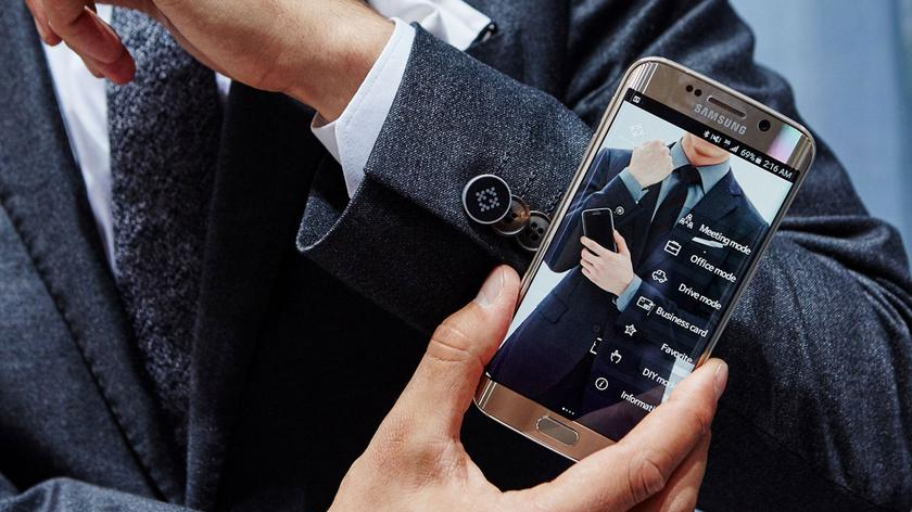 Samsung patented smart clothes that generate human energy