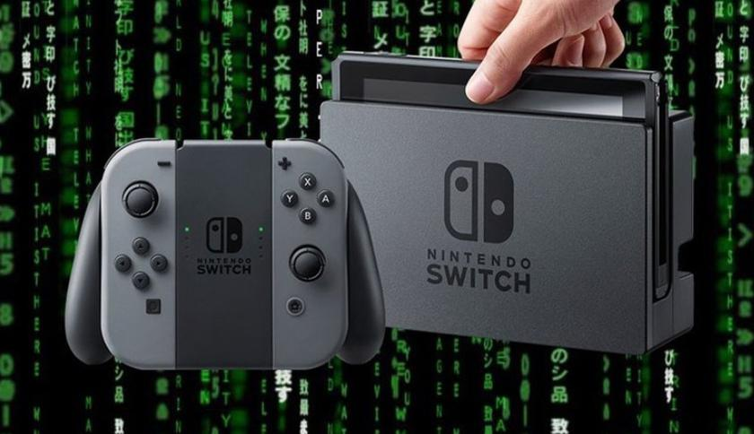 Защиту Nintendo Switch взломали