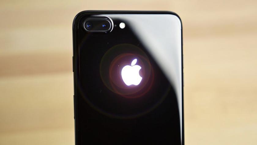 Следующее поколение iPhone может получить светящийся знак