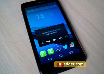 Обзор Alcatel One Touch Scribe HD