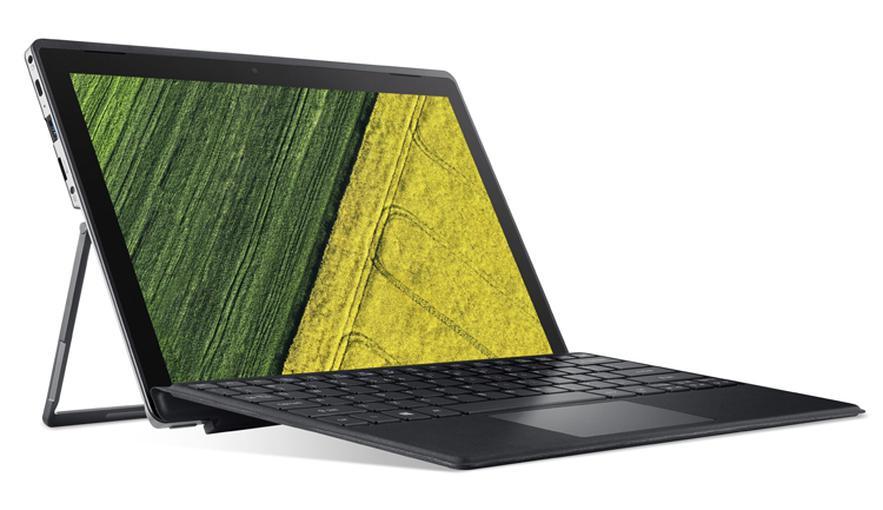Acer пополнила линейку ноутбуков Switch 2-в-1 двумя новыми моделями