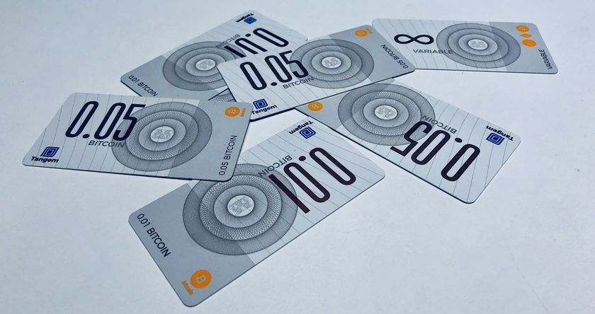 Clever banknotes from Tangem will make crypto currency massive