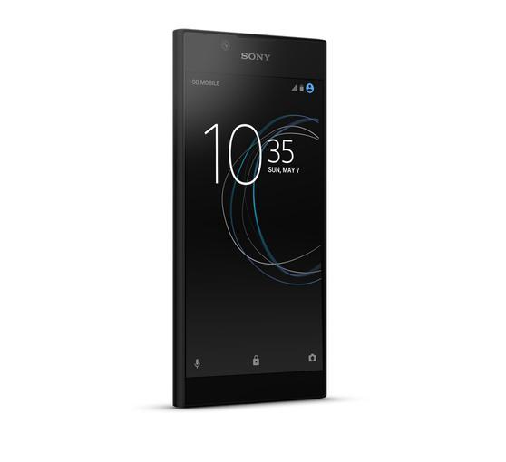 Бюджетный Android-смартфон Сони Xperia L1 представлен официально