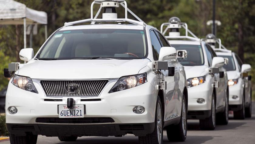 Apple выходит влидеры поколичеству беспилотных машин вАмерике
