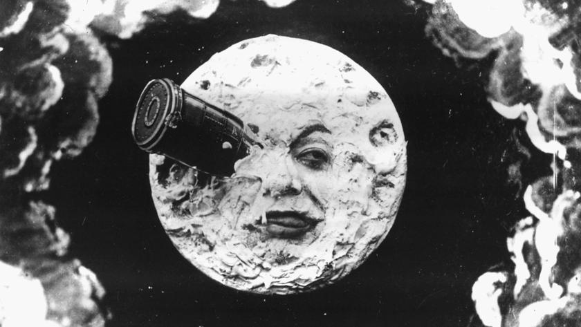 Дудл Google празднует день Жоржа Мельеса