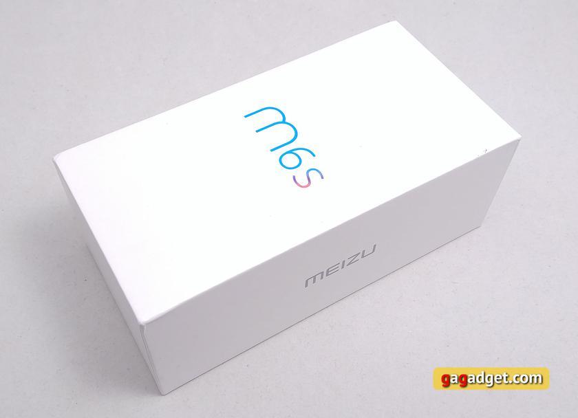 Обзор Meizu M6s: первый смартфон Meizu c экраном 18:9 и новым процессором Exynos-3