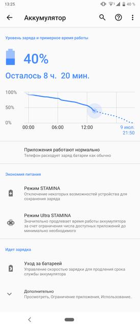 "Обзор Sony Xperia 1: ""высокий"" флагман с 4K HDR OLED дисплеем-166"