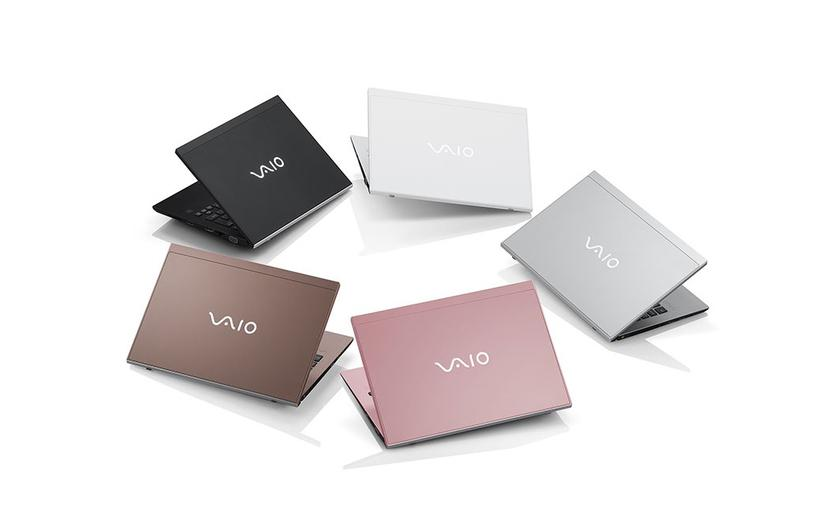 Notebooks VAIO S11 and VAIO S13 received processors Intel Kaby Lake Refresh