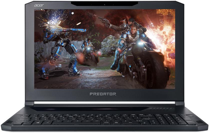 Ноутбук Acer Predator Helios 500 получил 6-ядерный процессор Core i7-8750H