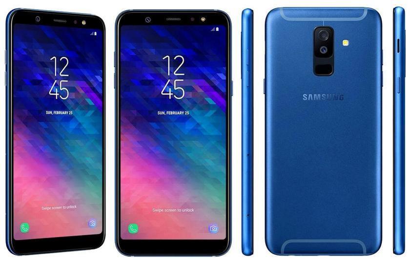 Samsung Galaxy A6+ прошёл сертификацию в TENAA