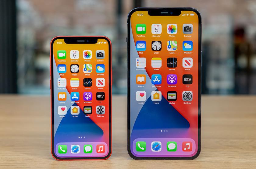 В Украине уже можно предзаказать iPhone 12 mini и iPhone 12 Pro Max со скидкой в 2000 грн