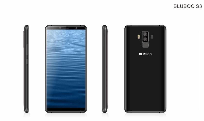 Самсунг Galaxy S9 ибатарея на8300 мАч равнозначно BLUBOO S3